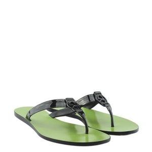 GUCCI flip flop sandals